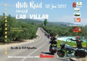 MOTOTURISMO TOURING 2021: SEGUNDA PRUEBA MOTO RAID SIERRA LAS VILLAS EL PRÓXIMO FIN DE SEMANA