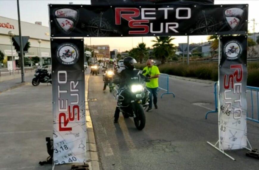 MOTOTURISMO TOURING 2021: COMPLETADA LA SEGUNDA EDICIÓN DEL RETO SUR
