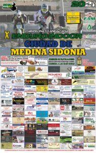 ENDURO-INDOOR 2021: SEGUNDA PARADA EL PRÓXIMO SÁBADO EN MEDINA SIDONIA