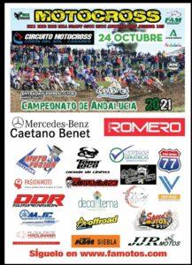 EL MOTOCROSS ANDALUZ SE CITA EN CASARES EL PRÓXIMO DOMINGO 24 DE OCTUBRE